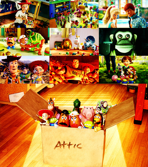 Toy Story 3  MOVIES I ENJOYED IN 2010 (in no particular order)