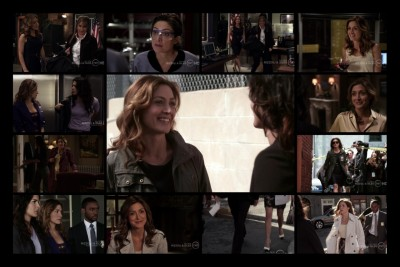 "Rizzoli & Isles 1.03 ""Sympathy for the Devil"" Maura Isles fashion"