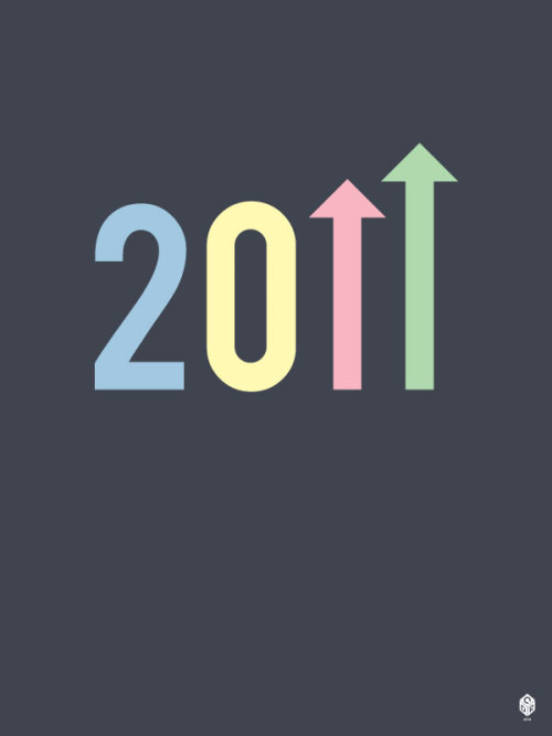 Happy 2011 :: Onwards & Upwards (via nevver, theatlantic)