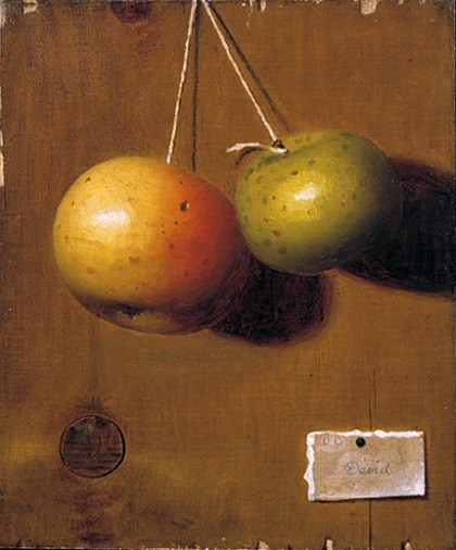 De Scott Evans Still Life with Apples 19th century