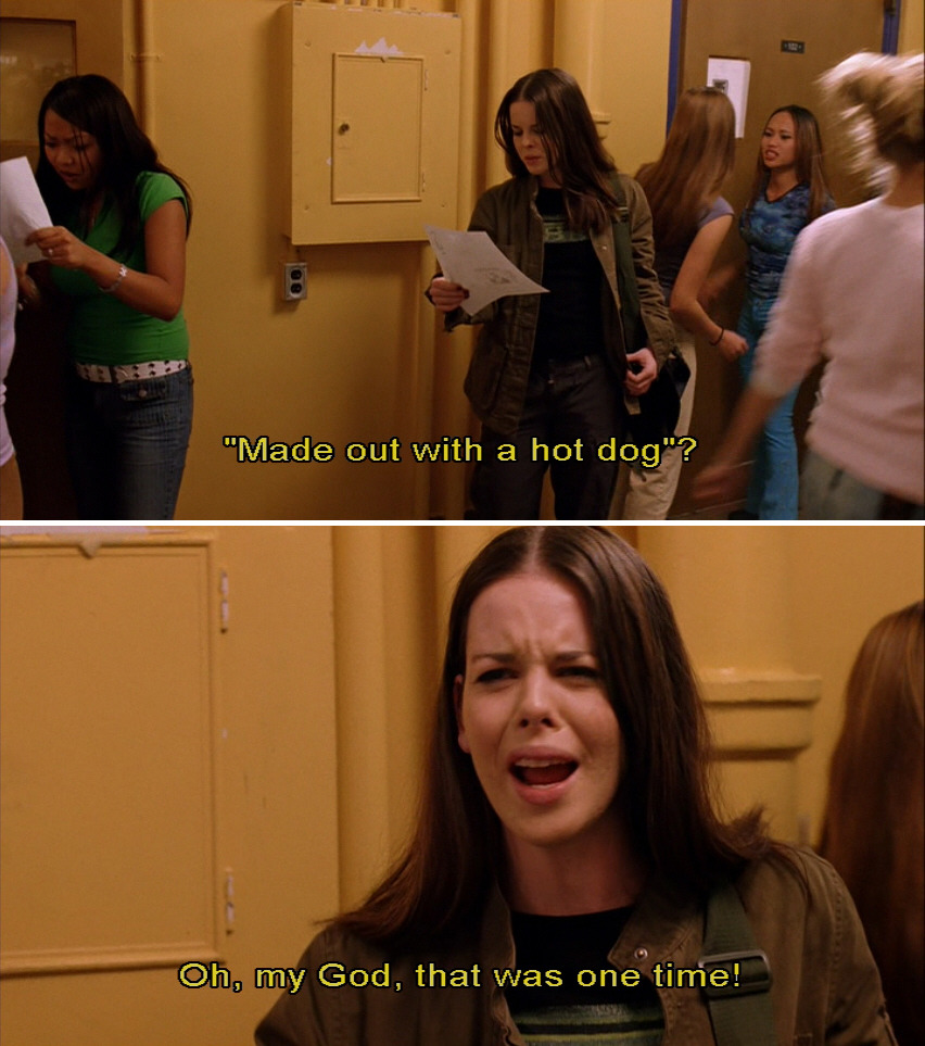 suicideblonde:  Mean Girls