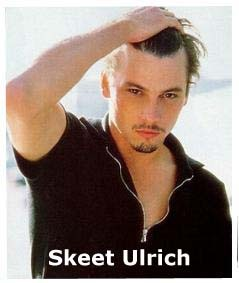 I just spoke w/ Skeet Ulrich about lox & his radness in 2 of my fav #movies: the Craft & Takedown! Just a normal Saturday. haaa so far 2011 rocks.