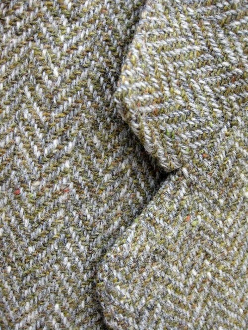 Handwoven Irish Donegal
