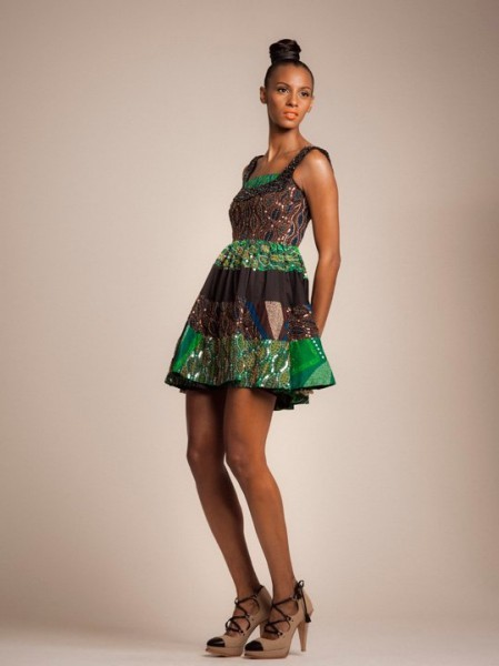 "Jewel by Lisa - Spring/Summer 2011 ""Global Minimalism"" Collection"