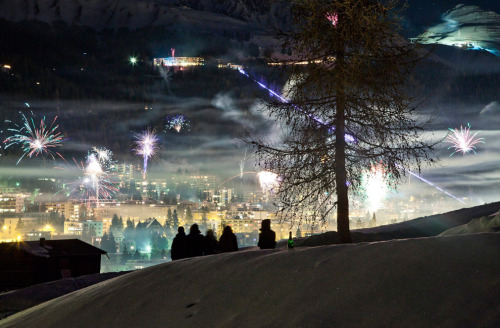 New years in switzerland.