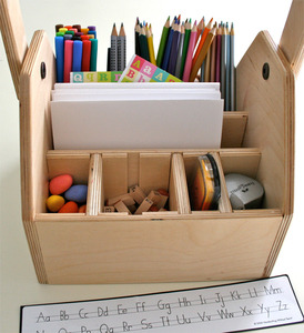 Playful Learning — Writing Caddy