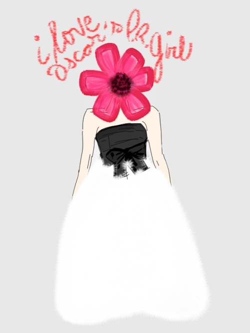 oscarprgirl:  love letter.  Very creative