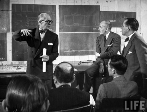 LE CORBUSIER • #icon #design #Lecorbusier #architecture #art #Architect