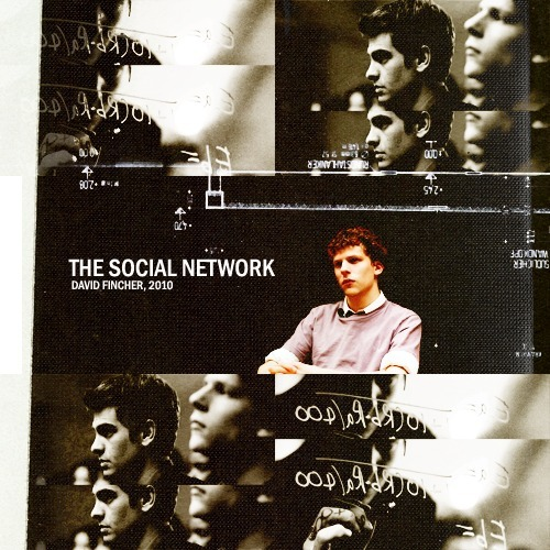 "Top 10 Films of the Decade | 03 | The Social Network  ""I think if your clients want to sit on my shoulders and call themselves tall, they have the right to give it a try - but there's no requirement that I enjoy sitting here listening to people lie. You have part of my attention - you have the minimum amount. The rest of my attention is back at the offices of Facebook, where my colleagues and I are doing things that no one in this room, including and especially your clients, are intellectually or creatively capable of doing. Did I adequately answer your condescending question?"""