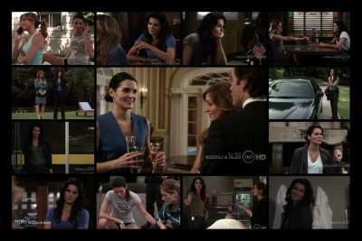 "Rizzoli & Isles ""Money for Nothing"" 1x05 Jane Rizzoli ""fashion"""