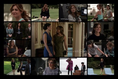 "Rizzoli & Isles ""Money for Nothing"" 1x05 Maura Isles fashion"