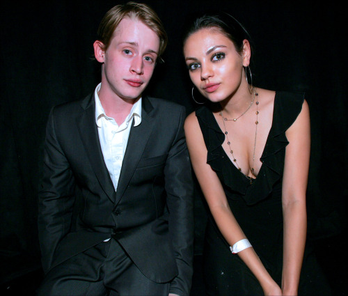 "They were an item for eight years, but now Mila Kunis and Macaulay Culkin have decided to go their separate ways. The ""Forgetting Sarah Marshall"" babe and the ""Home Alone"" star confirmed their breakup to press this morning. It turns out Mila and Macaulay parted company a few months ago, though they kept quiet about the split while Kunis was plugging her new film ""Black Swan."" Back in December of 2009, Mila expressed her distaste for marriage. ""Not to say that I don't believe in it, but it's just not something that's important to me. But I will have children. I'm too selfish to have them now, but when I do, I don't feel like I need to be married. I need to have a person in my life who will care for me and my children — nothing else."""