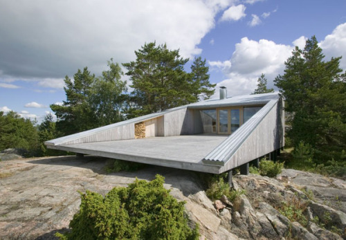 #5 on our list, Villa Mecklin (Finland) by Huttunen-Lipasti-Pakkanen Architects.
