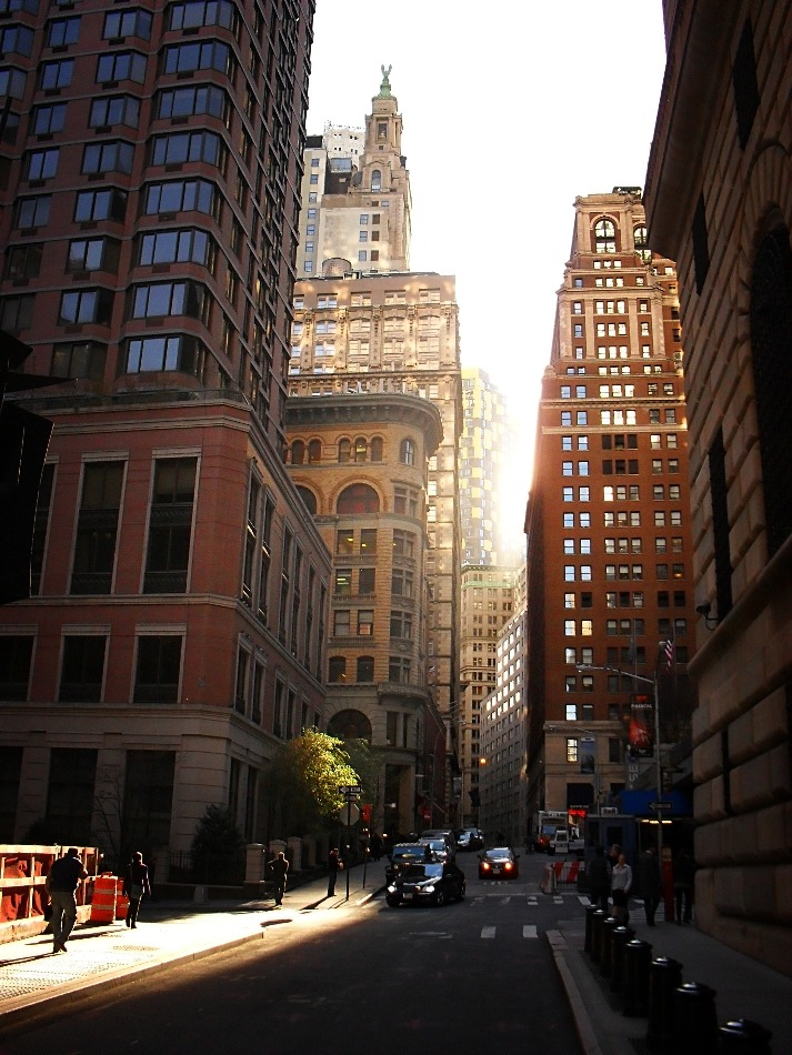 nythroughthelens:  Financial District, Manhattan.