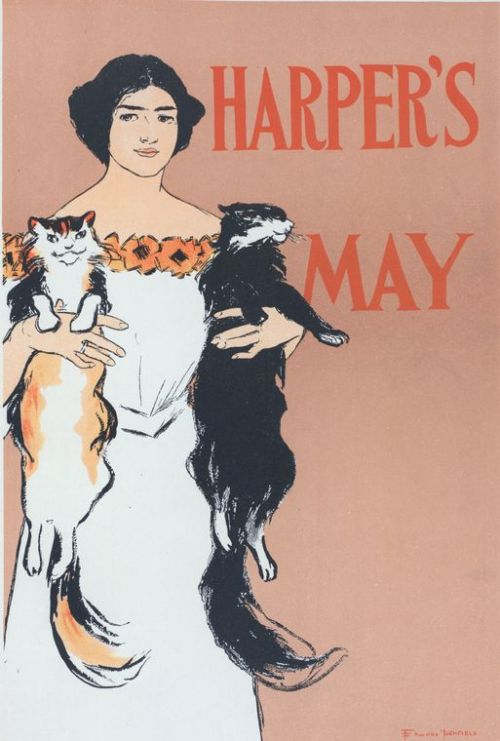 hanracecarnah:  Harper's MagazineIllustrated by Edward PenfieldMay 1897