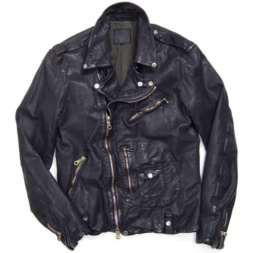 Backlash J-24 Leather Jacket
