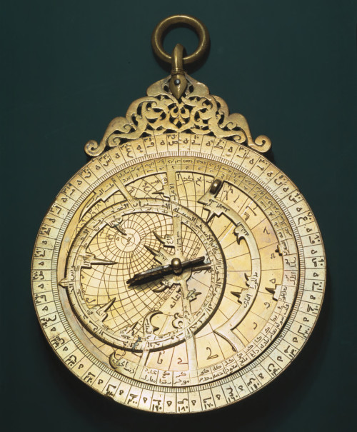 Middle Eastern Astrolobe. 1291.