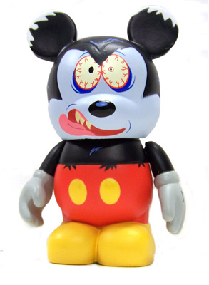 Vinylmation Park Series 6. This will be the figure released as a combo pack with the park 6 series. It is the Runaway Brain Mickey.
