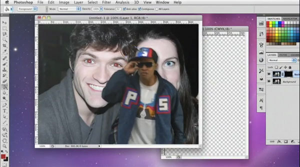Hip-Hop PhotoShop Lessons from CMY Killah. Go watch this now. Right fucking NOW! [Via BB]