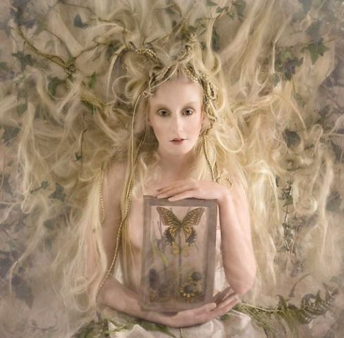 Wonderland  Photography - Kirsty Mitchell
