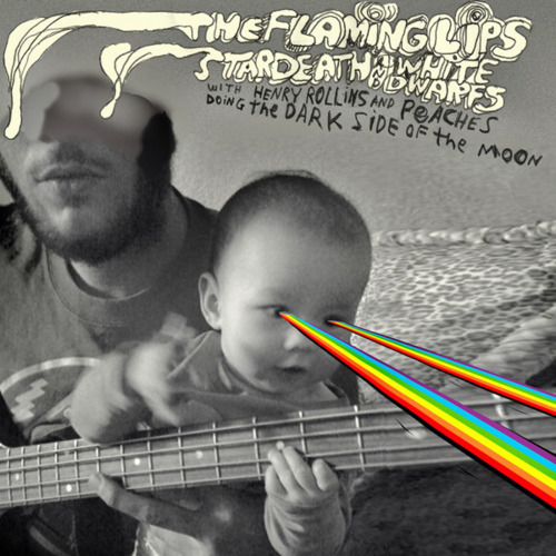 The Flaming Lips - The Great Gig In the Sky (feat. Peaches & Henry Rollins)