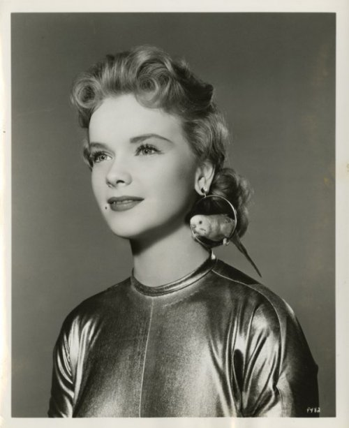 Anne Francis  R.I.P. September 16, 1930 - January 2, 2011
