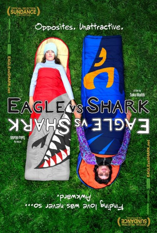 Eagle vs Shark Poster - Internet Movie Poster Awards Gallery