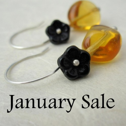January sale time over on Etsy!