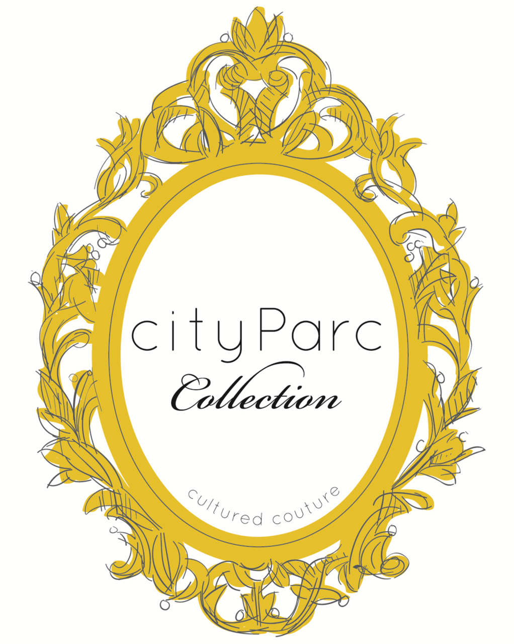 Here is a sneak peek at cityParc's new logo!  It was designed by the talented Brandi Galuzzi and I recommend going to her if you ever need a logo or fabulous stationary, she is amazing!! I am working hard on the website and final clothing pieces, can't wait to share everything!