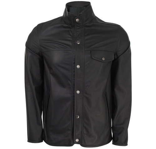 Dunhill Lambskin Leather Jacket