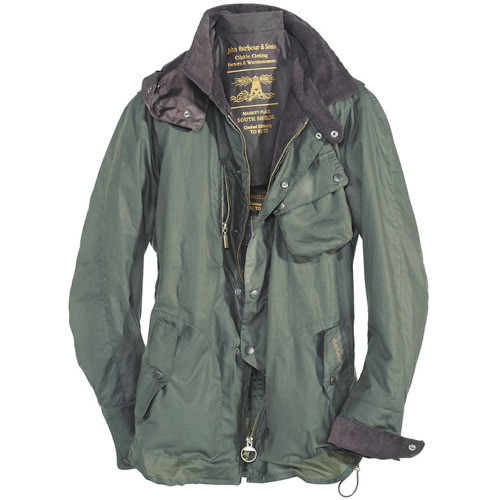 Barbour x Tokihito Motorbike Shirt / Jacket