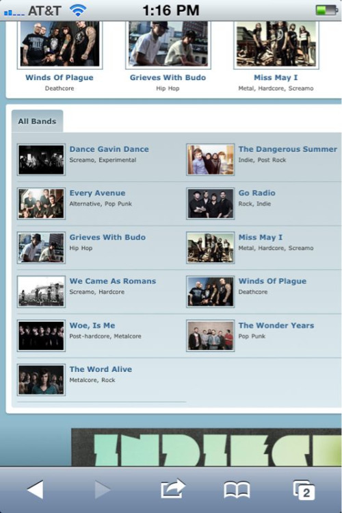 Warped is looking good so far. Can't wait!