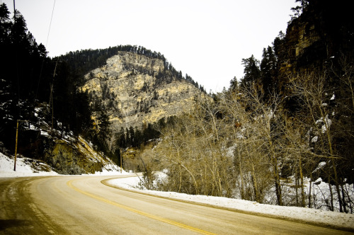 spearfish canyon drive.