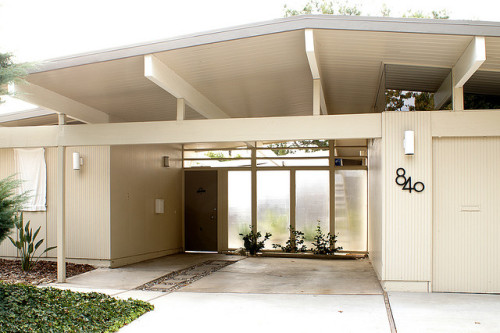 Eichler in Orange (by Gale)