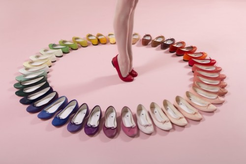 lovelyness:  Repetto.