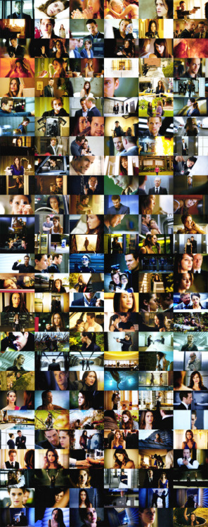Nikita, Season 1 (1.01 - 1.11) | (full picspam)