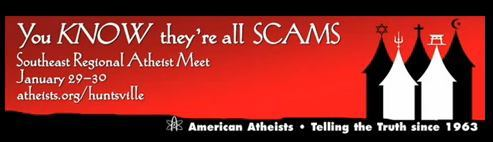 Great new American Atheist billboard, you can see an interesting video of David Silverman discussing this billboard on Bill O'Reilly here: http://www.youtube.com/watch?v=3XEgkViLbTk&feature=sub O'Reilly make me laugh sometimes. I don't understand how tides work! God did it!