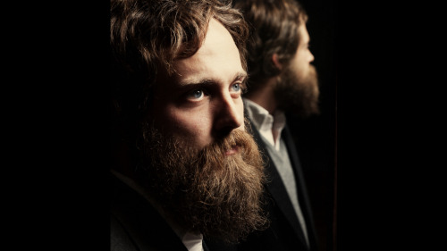 Iron and Wine: This afternoon, Sam Beam and his bandmates appeared on WNYC's Soundcheck to announce that they'll give a surprise live performance of the new  album — in its entirety, front to back — at The Greene Space in New York  City tonight. Tickets for the surprise show (available from The Greene Space)  are scarce, but fans can return to this page to watch the intimate  performance live, starting at 8 p.m. ET. The audio recording will be  available for on-demand listening, starting tomorrow.