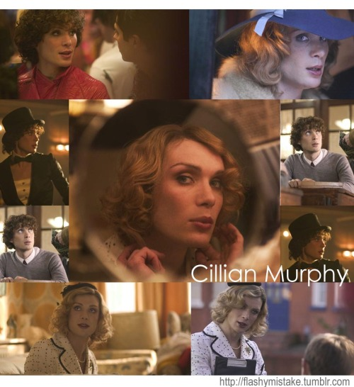 "Favorite actors playing the opposite sex: Cillian Murphy        ""Hooker : Oi. You doing business, do it somewhere else,   love. This pavements got my name on it.  Patrick ""Kitten"" Braden: And what, pray, is your name? Concrete?  Hooker : My name is scratch your eyes out, and bite your   bleedn nose off. Which is what Ill do if you dont get off my   patch. Mr. Silky String: She giving you trouble, sir? Patrick ""Kitten"" Braden: Oh, no trouble at all. We were just   exchanging names."""