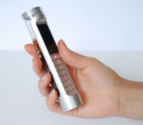 Nokia soda-powered concept cell phone READ MORE HERE