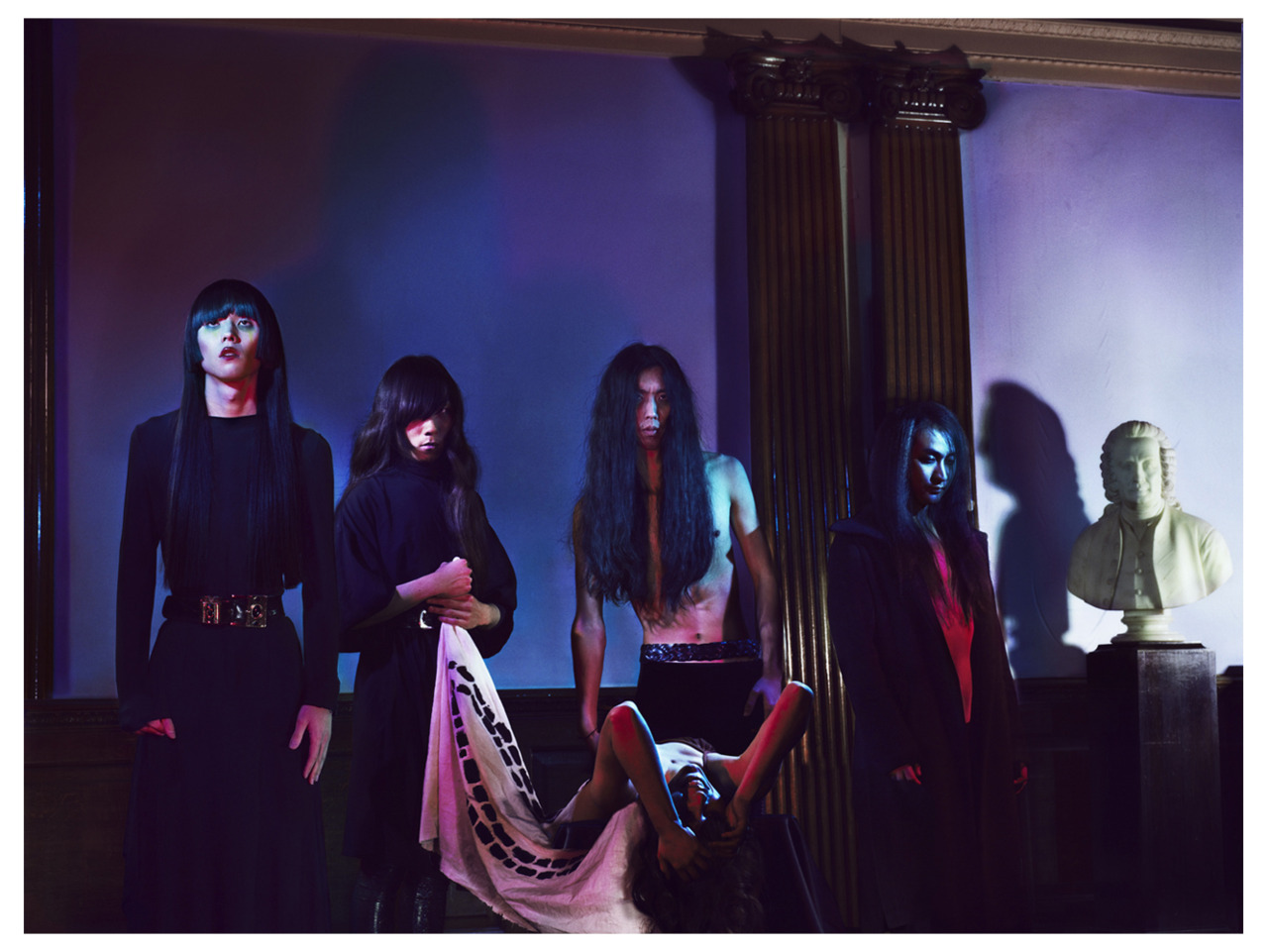 BO NINGEN …by, SOCRATES MITSIOS for Notion Mag