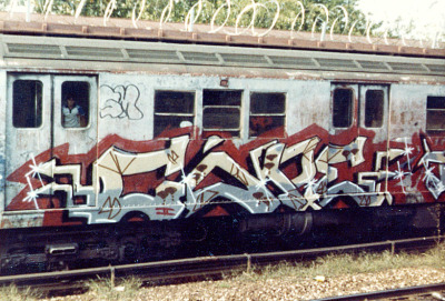 Cope2 (1982 the 4 line - NY)