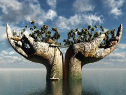 photoshop island