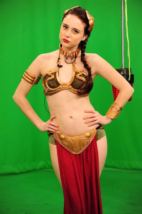 princess leia slave cosplay. slave leia middot; cosplay
