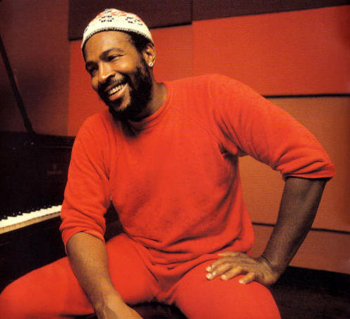 sometimes i feel like marvin gaye