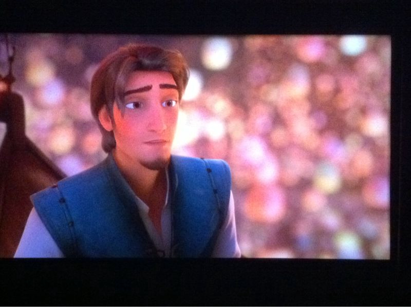The finest male Disney character since Aladdin, Eugene of Tangled.
