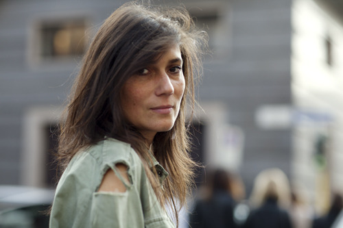 -saturdaynightlive:  Emmanuelle Alt announced as Carine Roitfeld's successor as editor-in-chief of Vogue Paris [via]