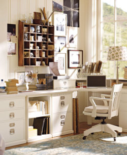 Home Office Decorating & Decor Ideas | Pottery Barn