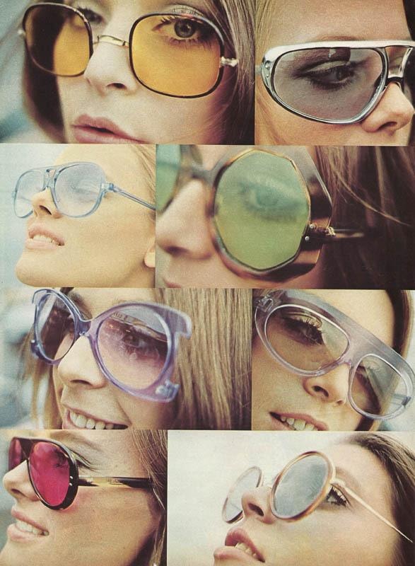 missdandy:  1970s Sunglasses