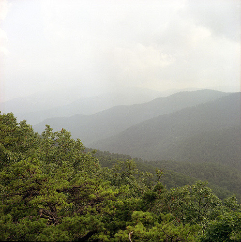 fuckyeahunitedstates:  Virginia mountains